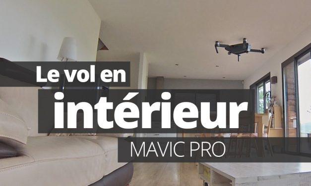 Faire voler son drone en intérieur