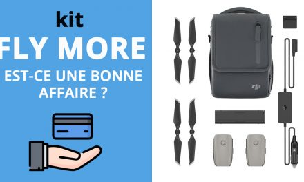 MAVIC PRO 2 – Kit Fly More Combo : Bonne ou mauvaise affaire ?