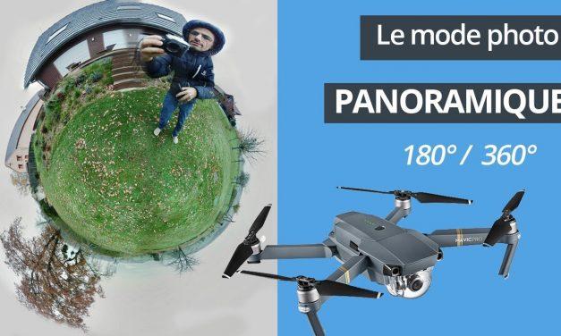 Réaliser un panorama et un 360° avec son drone et DJIGO4