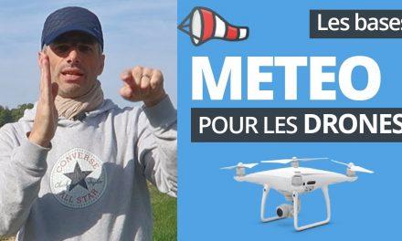 La météo pour les drones
