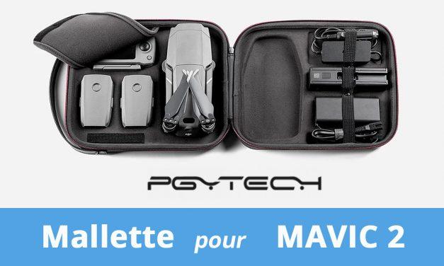 Mallette Pgytech pour Mavic 2 (Pro/Zoom) – Carrying Case
