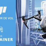 S'entraîner à piloter un drone sur le simulateur – DJI FLIGHT SIMULATOR