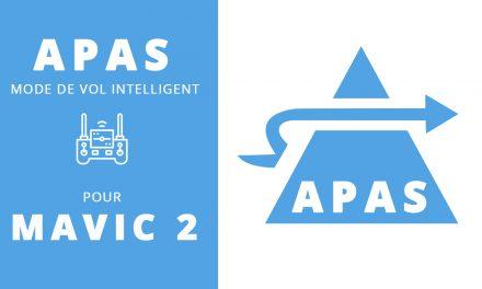 DJI APAS (assistance avancée au pilotage) avec le MAVIC 2