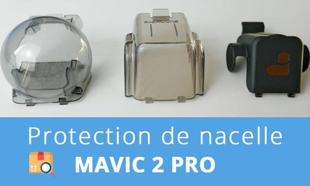 Protections de nacelle pour le drone Mavic 2 Pro