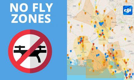 Peut-on voler dans une No Fly Zone (NFZ DJI)
