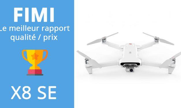 FIMI X8 SE : Le meilleur rapport qualité/prix pour un drone 4K ?
