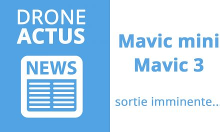 DJI Mavic Mini, Mavic 3 : Sorties imminentes…