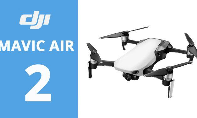 MAVIC AIR 2 en AVRIL ? Rumeurs et actualités drone