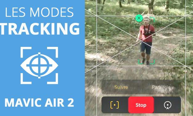 Tests et essais du FOCUS TRACKING du DJI MAVIC AIR 2 : Comment l'utiliser, est-il fiable…