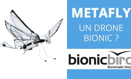 METAFLY BIONICBIRD : Je teste un drone biomimétique !