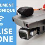 Obligation de signalement électronique pour les drones