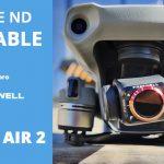MAVIC AIR 2 : L'avantage d'utiliser des FILTRES ND VARIABLES (Polarpro vs Freewell)