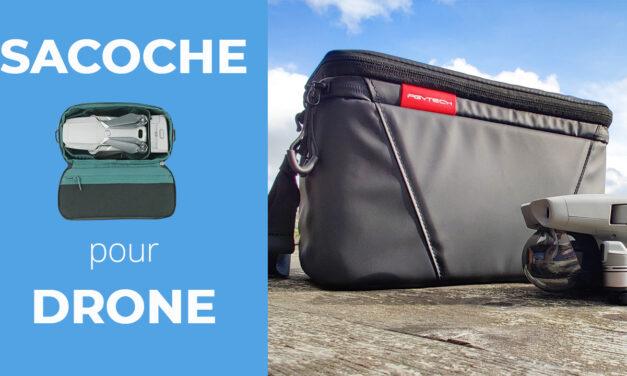 Sacoche universelle pour drone/photo/vidéo : PGYTECH OneMo Shoulder Bag