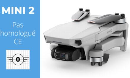 DJI MINI 2 – Le drone de moins de 250 grammes qui filme en 4k