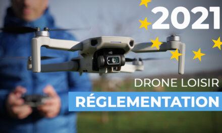 Réglementation drone loisir et nouvelles règles Européennes : Tout ce qu'il faut savoir pour faire voler son drone en 2021