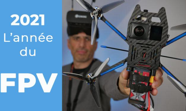 Débuter le drone FPV et progresser avec le BetaFPV Xnight 360°