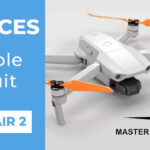 MAVIC AIR 2 : HÉLICES faible bruit Master Airscrew