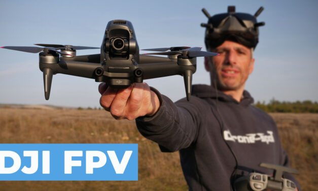 DJI FPV – La révolution du drone FPV (vol en immersion)