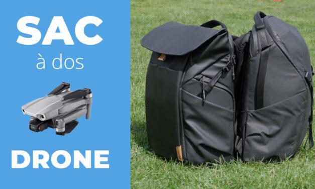 Quel sac à dos pour vos drones, appareils photo et vidéo : PGYTECH ONE GO vs PEAK DESIGN EVERYDAY