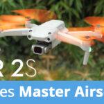 Hélices faible bruit Master Airscrew pour le DJI AIR 2S (compatibles avec le Mavic Air 2)