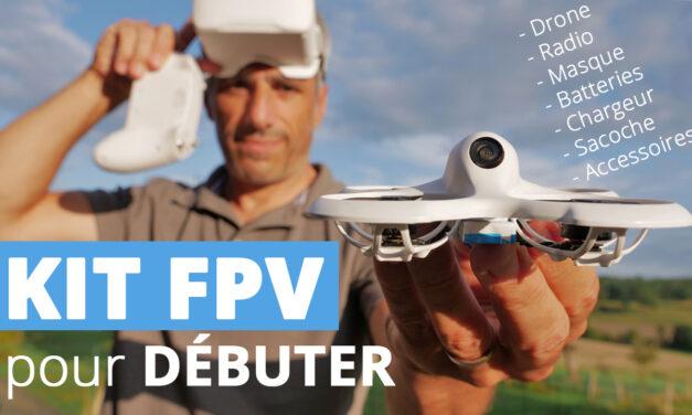 Kit FPV complet pour débuter en drone FPV : Le CETUS PRO de BETA FPV